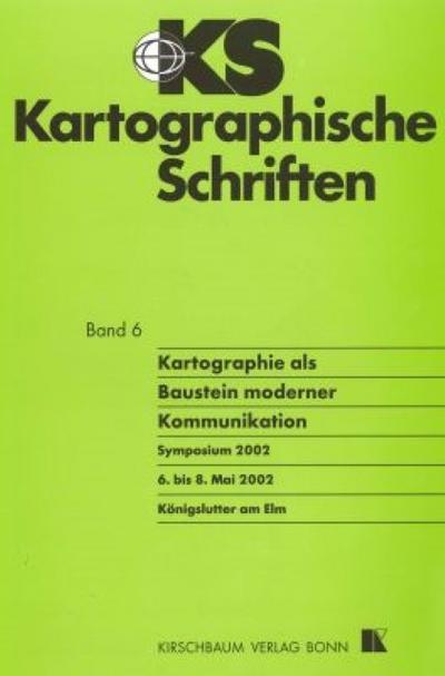 Kartographische Schriften - KS