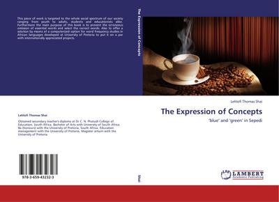 The Expression of Concepts
