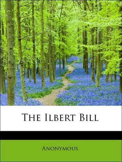 The Ilbert Bill