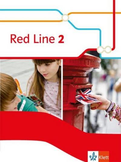 Red Line 2. Schülerbuch (Fester Einband). Ausgabe 2014