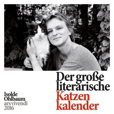 Der große literarische Katzenkalender 2016