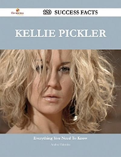 Kellie Pickler 120 Success Facts - Everything you need to know about Kellie Pickler