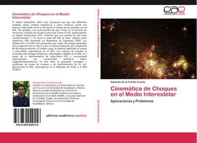 Cinemática de Choques en el Medio Interestelar