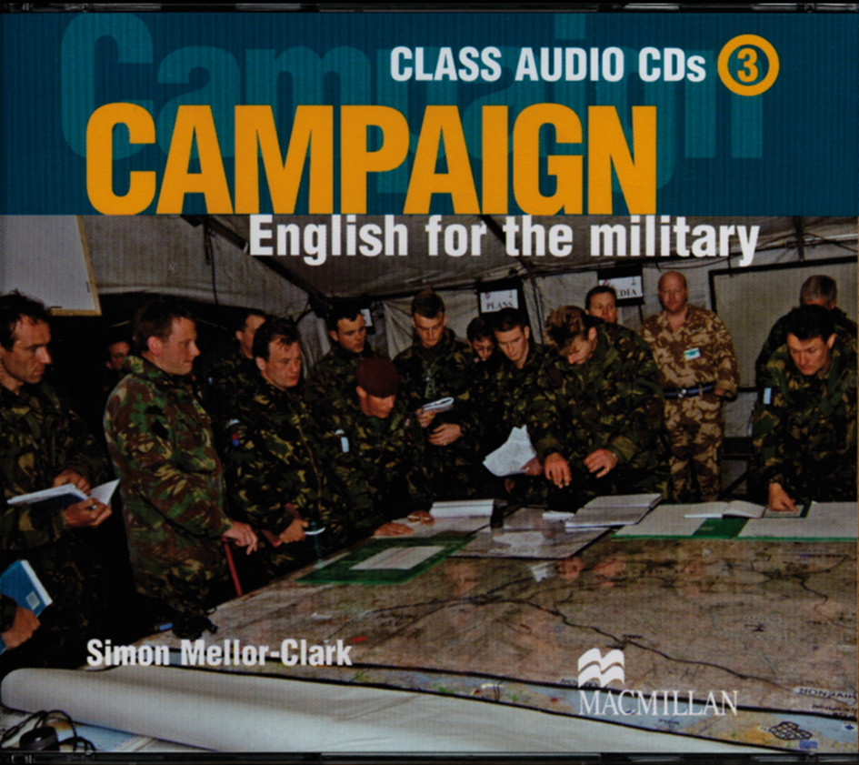 Campaign 03. 3 Class Audio-CDs