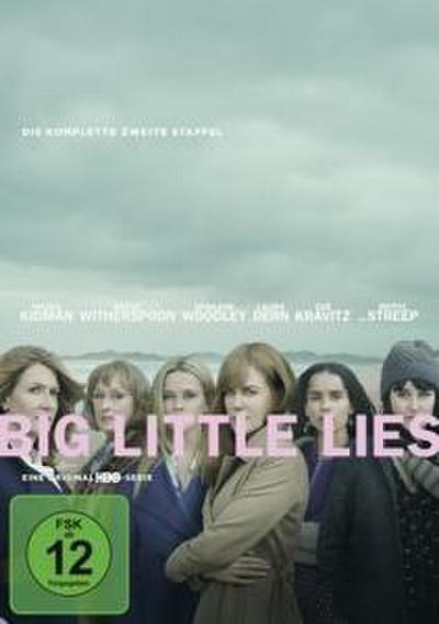 Big Little Lies. Staffel.2, 2 DVD