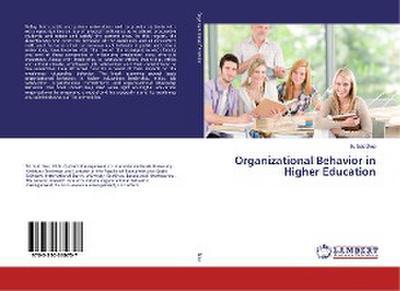 Organizational Behavior in Higher Education
