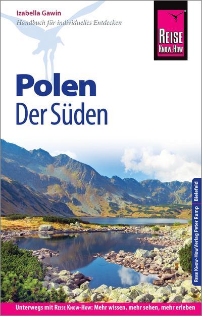 Reise Know-How Reiseführer Polen - der Süden