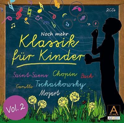 Klassik für Kinder Vol. 2