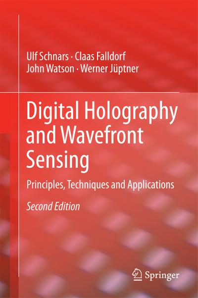 Digital Holography and Wavefront Sensing
