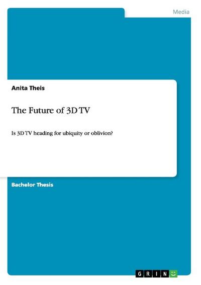 The Future of 3D TV