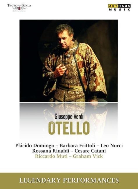 Otello Domingo/Frittoli/Nucci/Rinaldi/Muti