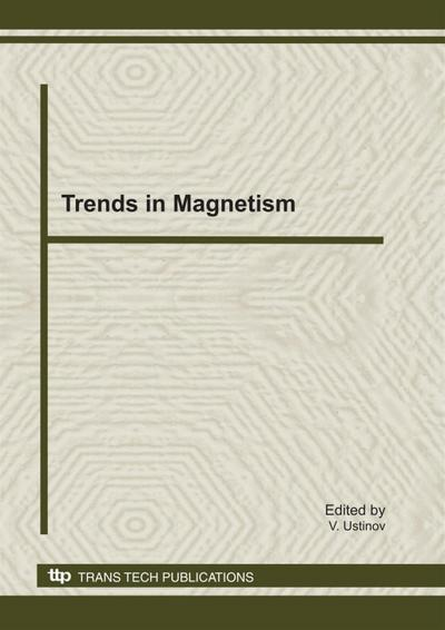 Trends in Magnetism