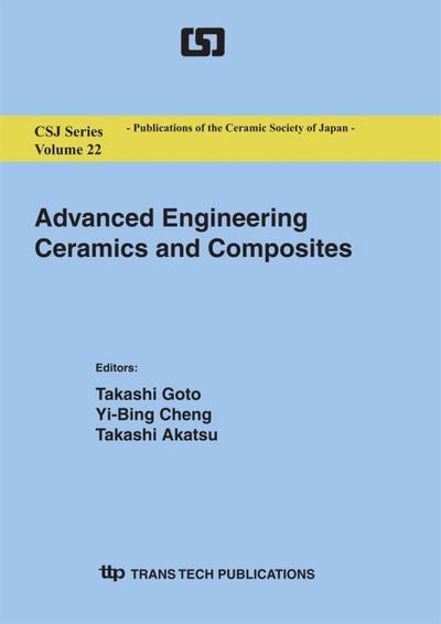 Advanced Engineering Ceramics and Composites