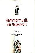 Kammermusik der Gegenwart