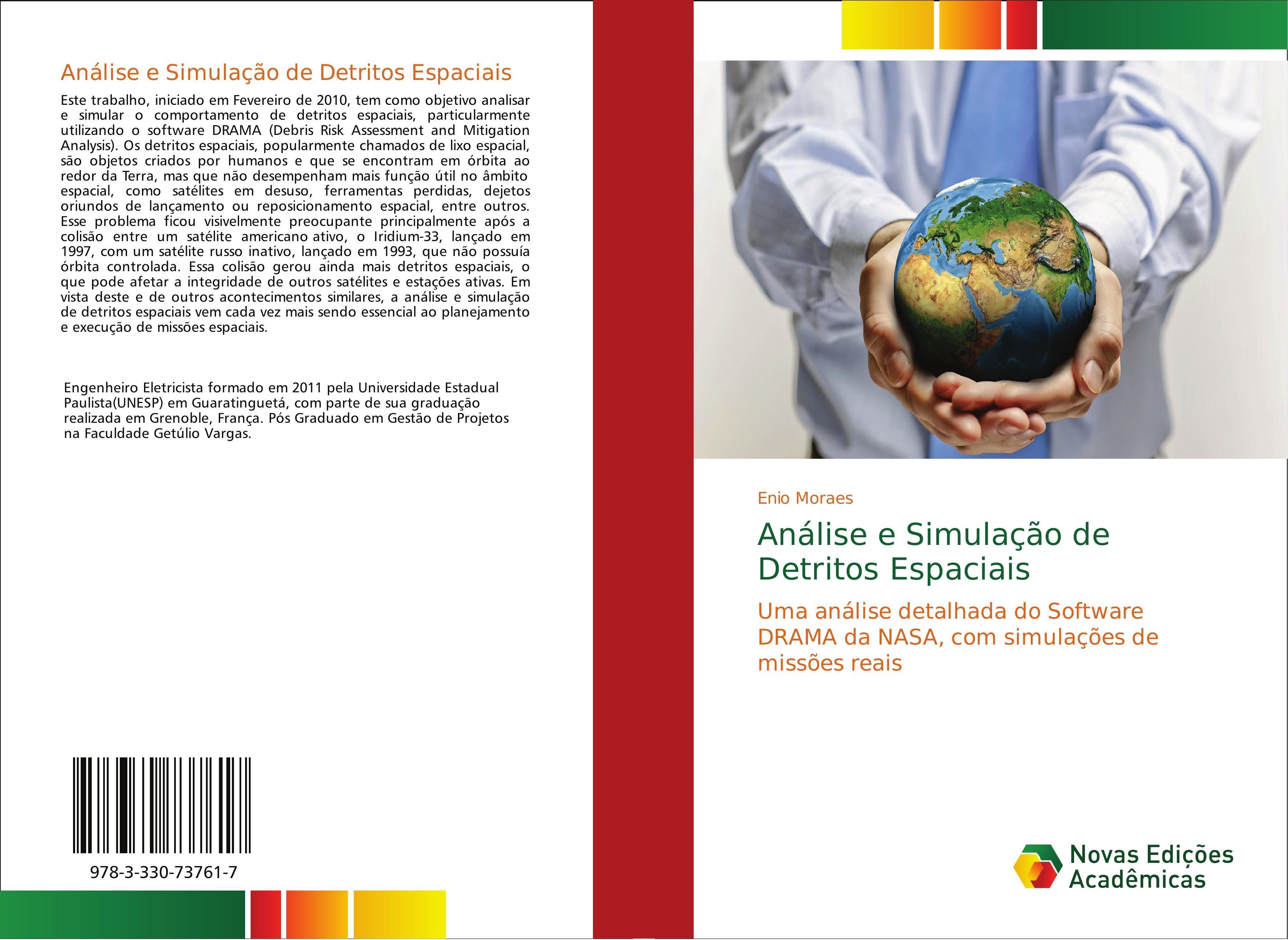 Enio Moraes / Análise e Simulação de Detritos Espaciais9783330737617