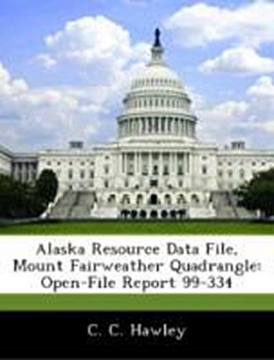 Hawley, C: Alaska Resource Data File, Mount Fairweather Quad