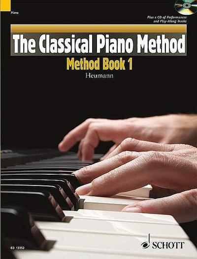 The Classical Piano Method - Method Book. Vol.1