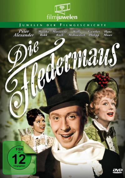 Peter Alexander: Die Fledermaus (Filmjuwelen)