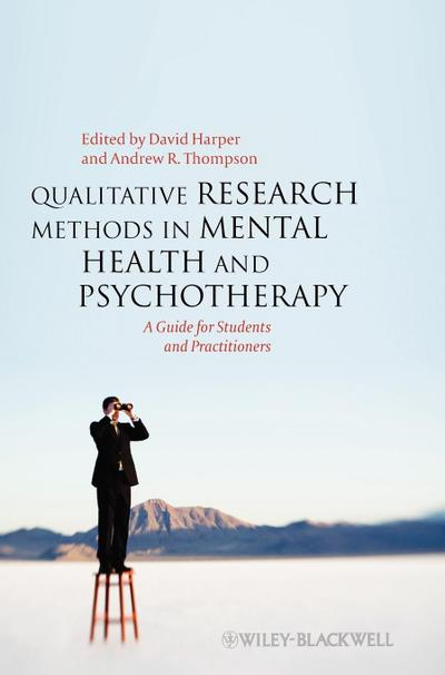 Qualitative Research Methods in Mental