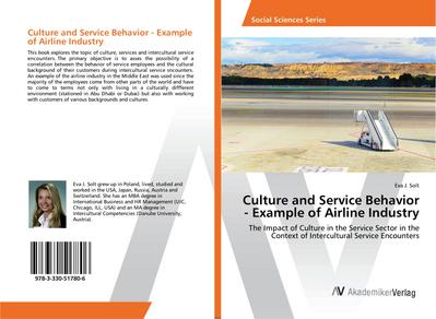 Culture and Service Behavior - Example of Airline Industry