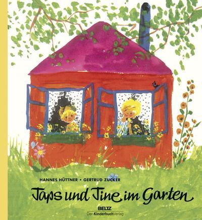 Taps und Tine im Garten