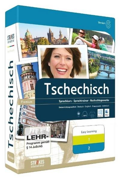 Easy Learning Tschechisch 1+2