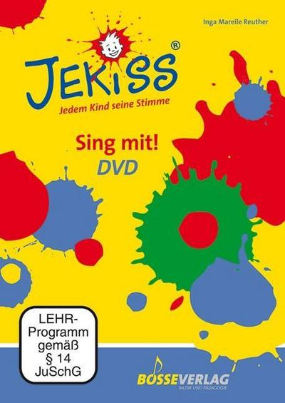 JEKISS - Jedem Kind seine Stimme - Reuther, Inga M. : DVD