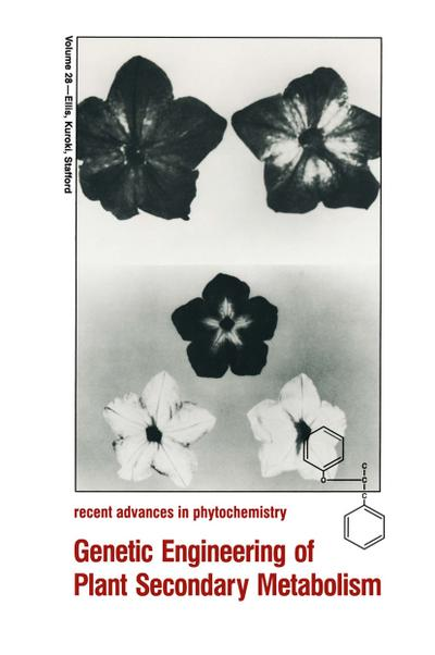Genetic Engineering of Plant Secondary Metabolism
