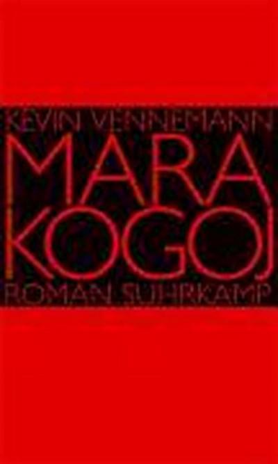Mara Kogoj: Roman