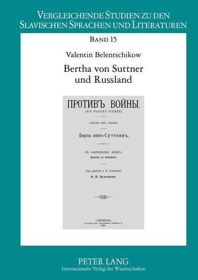 Bertha von Suttner und Russland