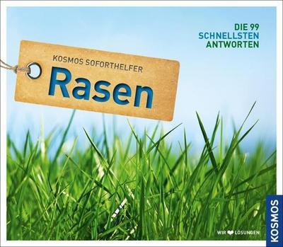 Soforthelfer Rasen; Die 99 schnellsten Lösungen; Deutsch; 200 farb. Fotos