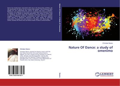 Nature Of Dance: a study of omenimo
