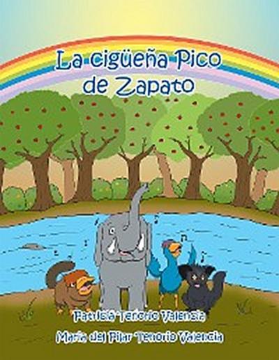 La Cigüeña Pico De Zapato