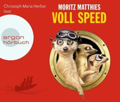 Voll Speed, 4 Audio-CDs