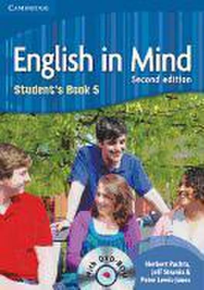 English in Mind Level 5 Student's Book with DVD-ROM