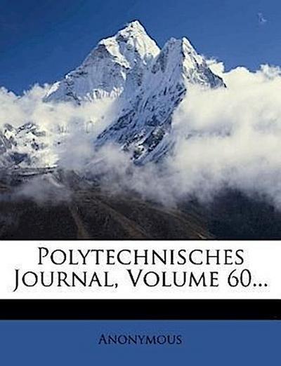 Polytechnisches Journal, zehnter Band