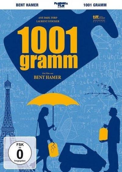1001 Gramm, 1 DVD