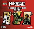 LEGO Ninjago Hörspielbox 5