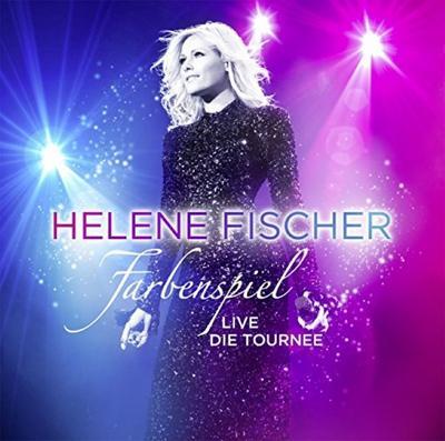 Farbenspiel Live - Die Tournee (2CD) - Polydor (Universal Music) - Audio CD, Deutsch, Helene Fischer, ,