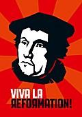 Viva La Reformation!, Postkartenaufkleber (10er-Set)