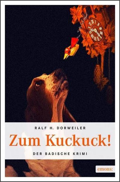 Zum Kuckuck   ; Der Badische Krimi ; Deutsch;  -