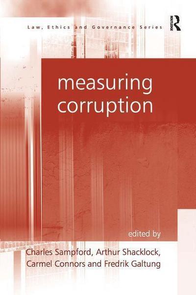 Measuring Corruption