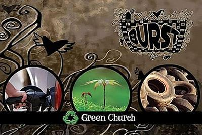 Burst Green Church Student Booklets (Pkg of 5): Short-Term Teen Studies