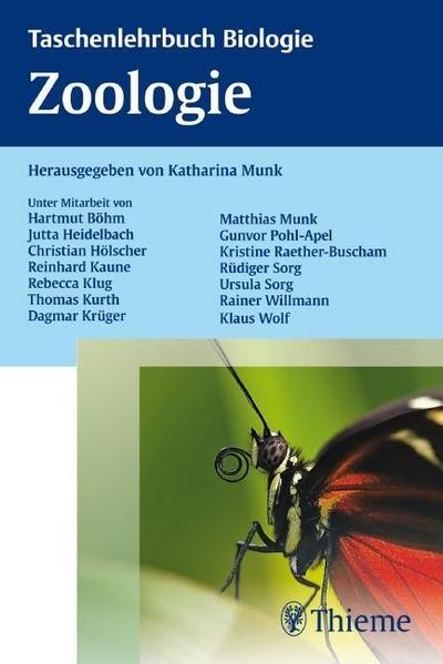 Taschenlehrbuch Biologie: Zoologie