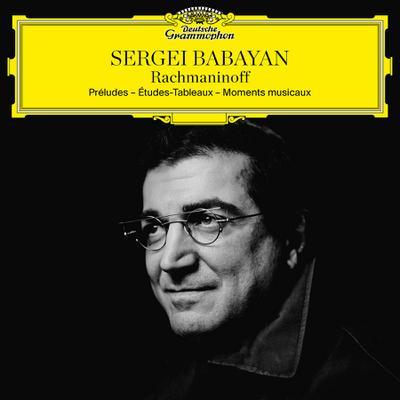 RACHMANINOFF: Preludes, Etudes-Tableaux, Moments Musicaux