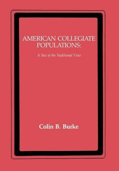 American Collegiate Populations