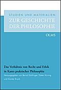 Das Verhältnis von Recht und Ethik in Kants praktischer Philosophie