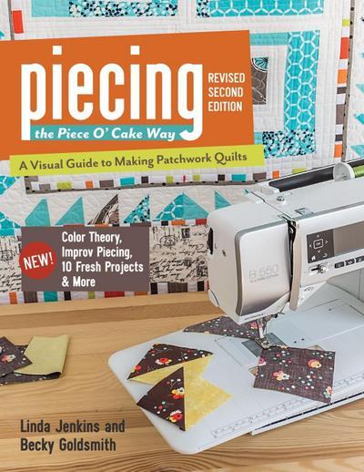 Piecing the Piece O' Cake Way