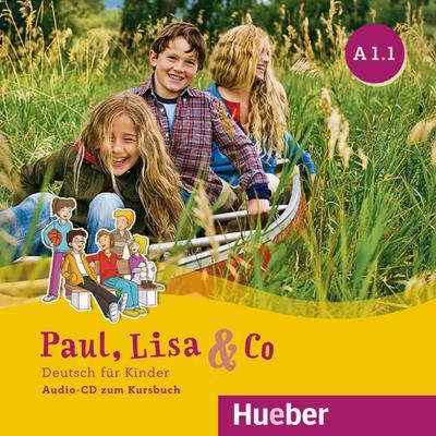 Paul, Lisa & Co A1/1 -  Audio-CD