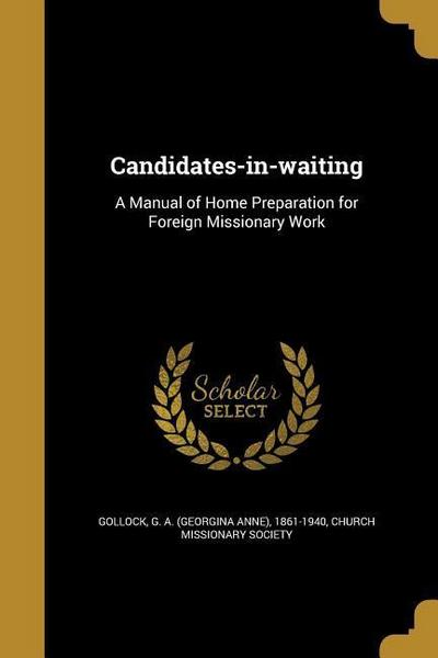 CANDIDATES-IN-WAITING